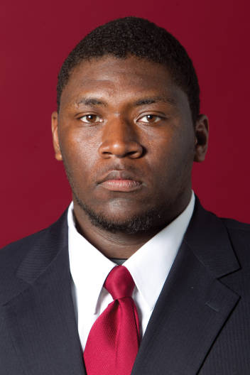 Razorback Offensive Lineman Arrested
