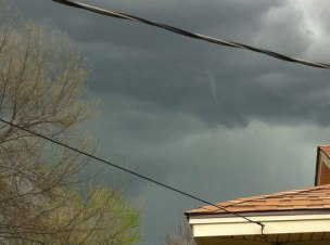 Cold Air Funnel