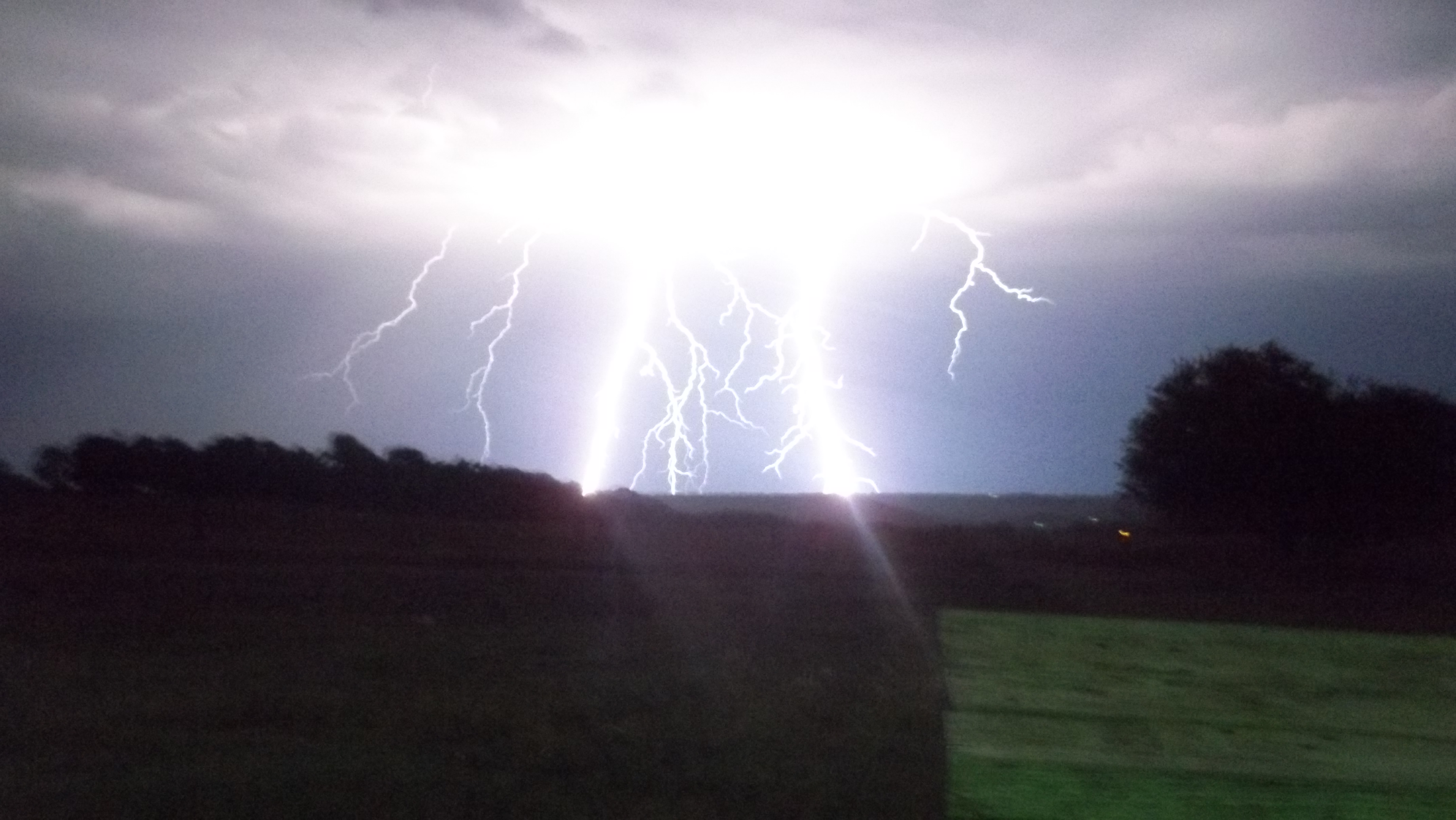 Lightning Storm - 7/19