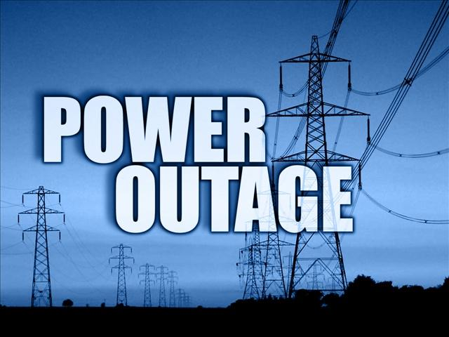 Power Outages Reported in Sebastian County | Fort Smith ...