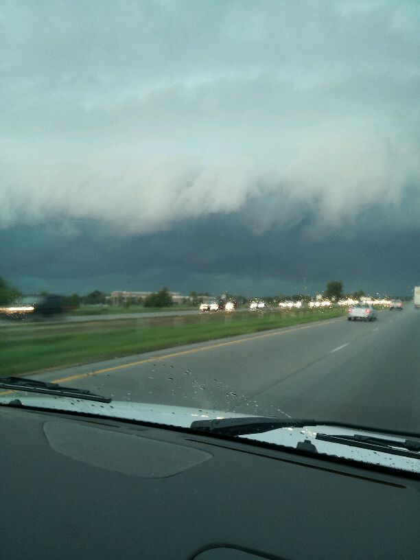 Storm Cloud 9/7/12