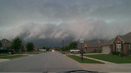 Storm Fayetteville Greg Dillon  9/7/12