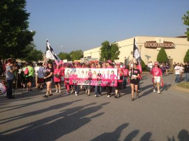 Race for the Cure in Rogers