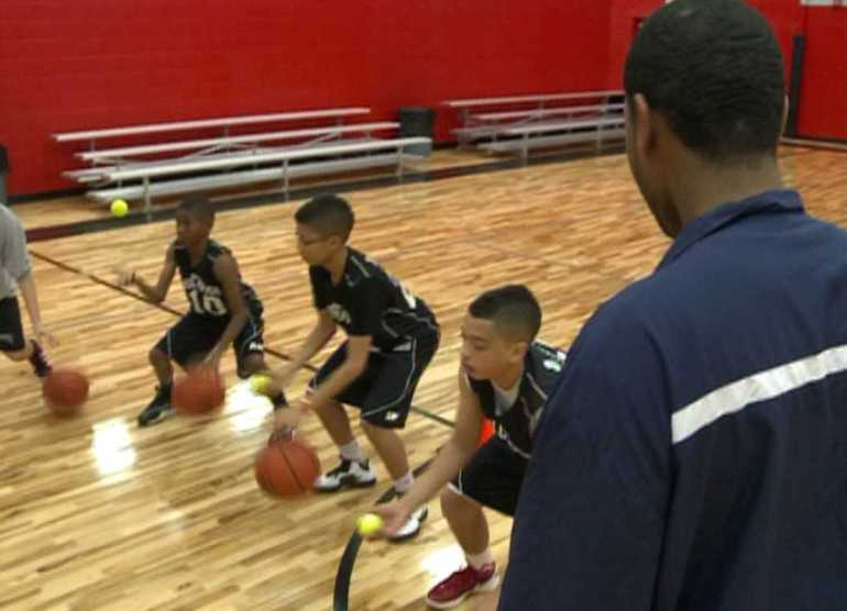 Fayetteville Students Gear Up For Basketball Tryout