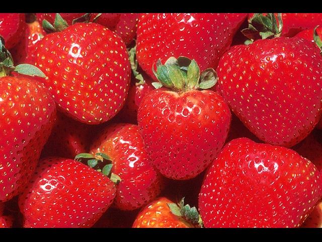 Strawberries Boost Brain Health
