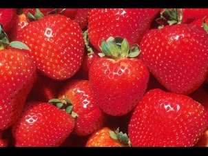 Strawberries Boost Brain Health