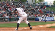 John Whittleman's 5th inning RBI double gave the Naturals a 3-2 lead after they had trailed early 2-0.