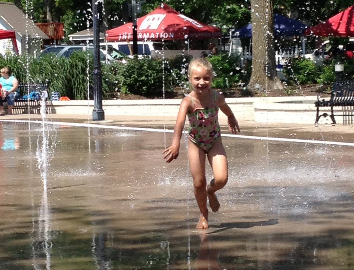 Bentonville Splash Pad - Rachel Jardot