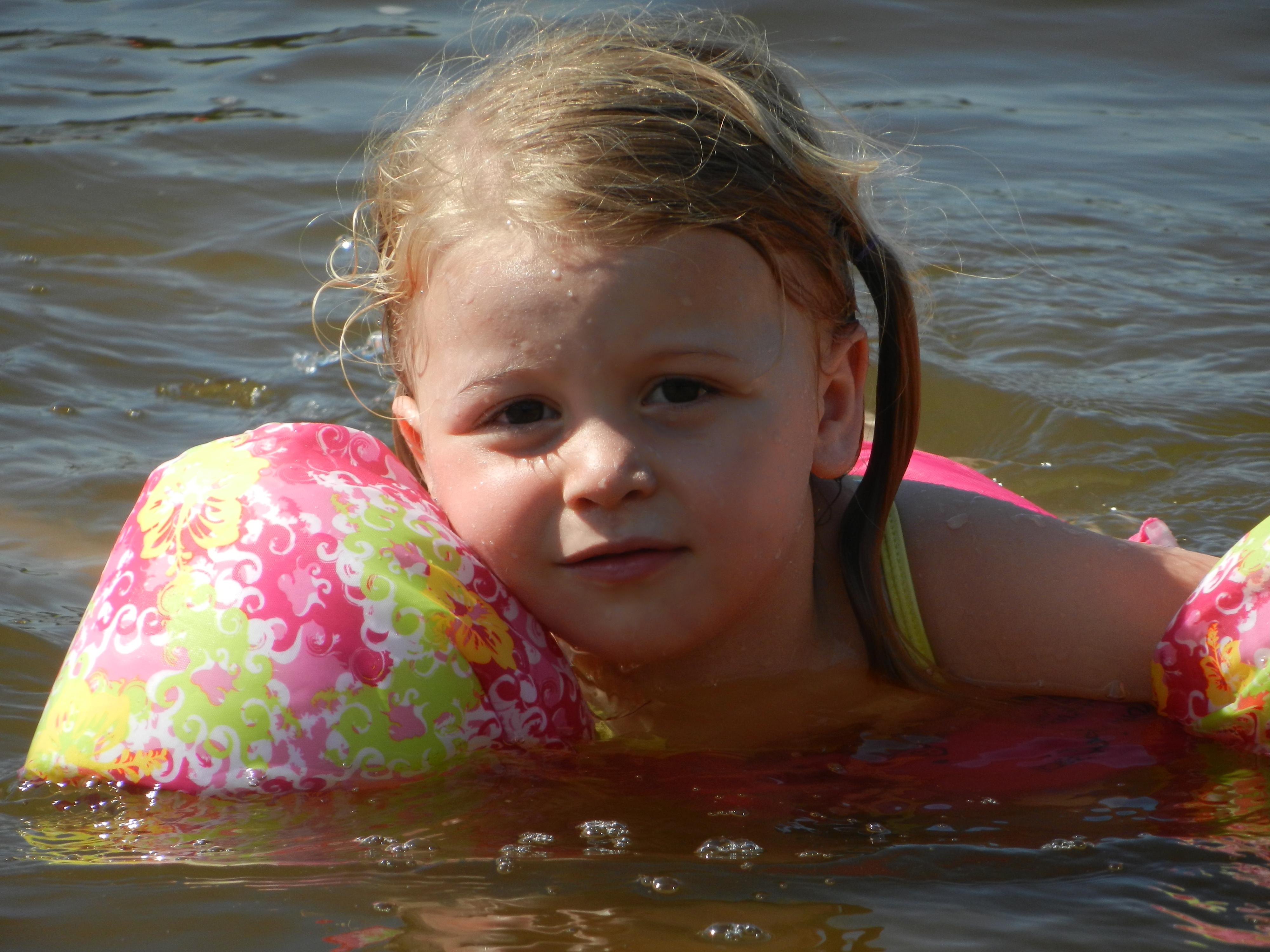 Granddaughter Linzey - Marie Arnold