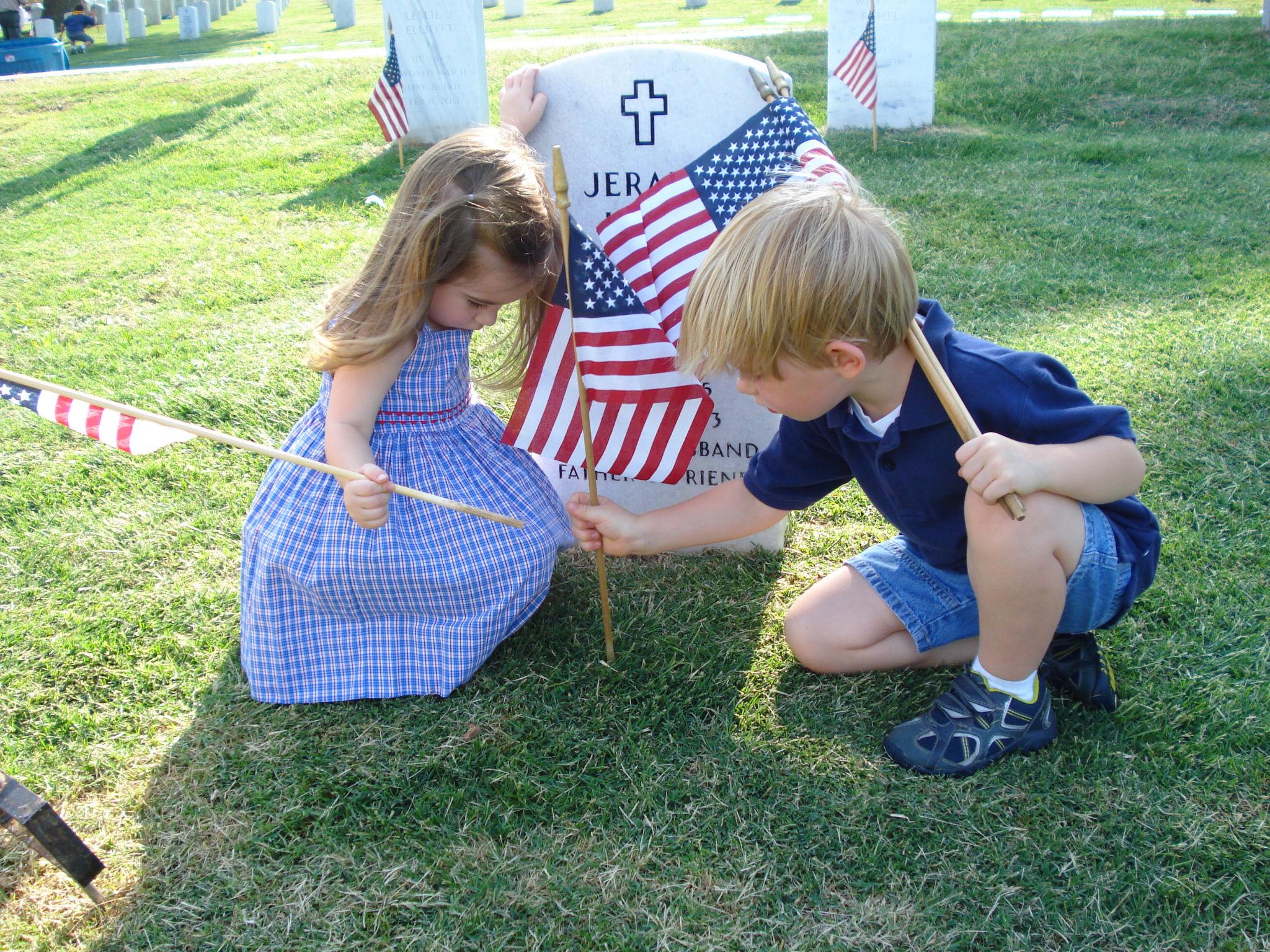 Fayetteville National Cemetery - Kathleen Villar