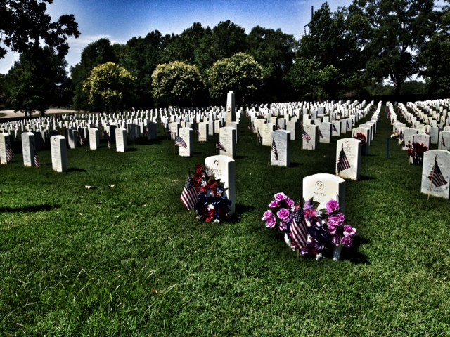 Ft Smith National Cemetery - Ede Collins