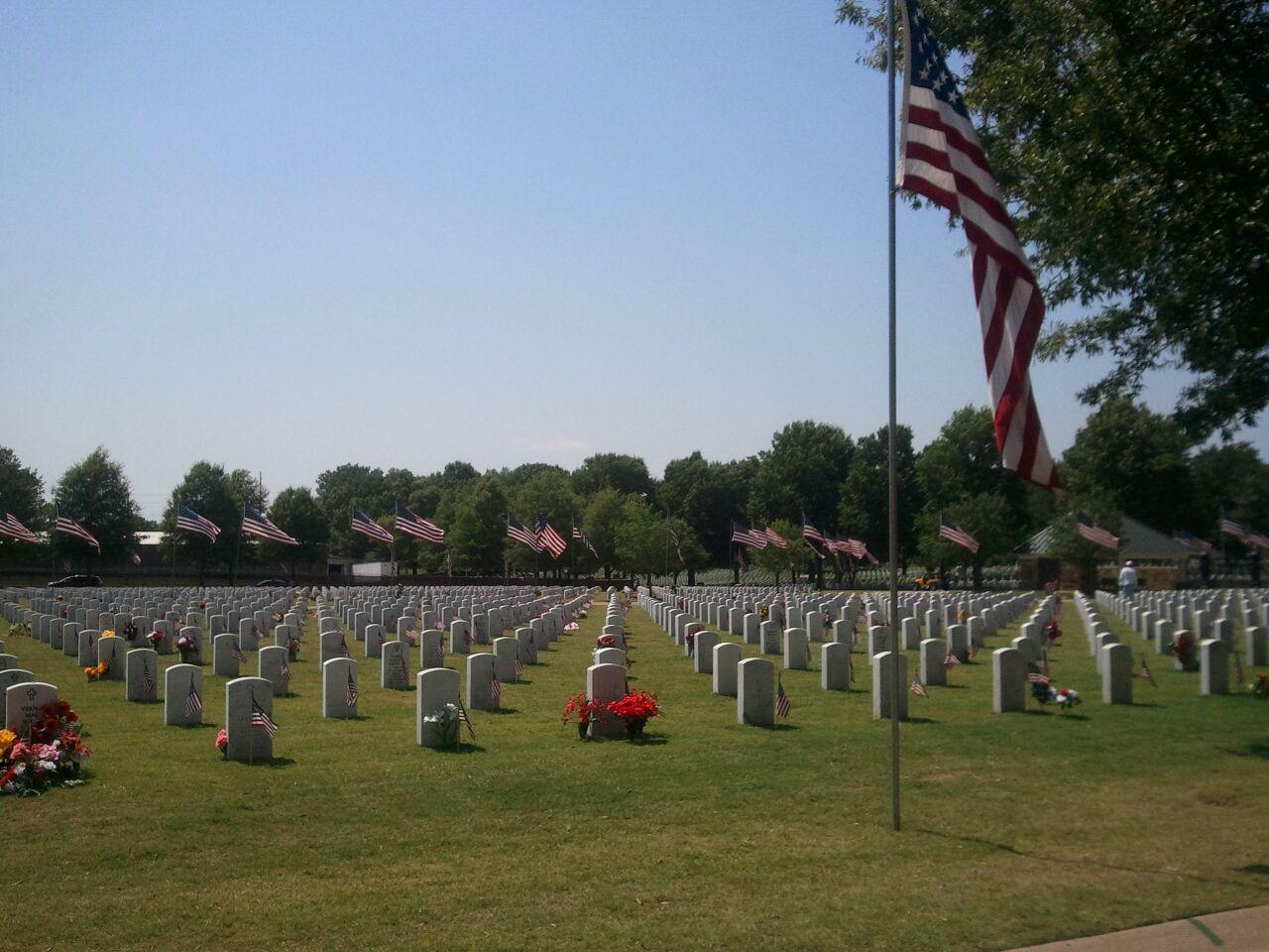 Ft. Smith National Cemetery - Jason Mattingly