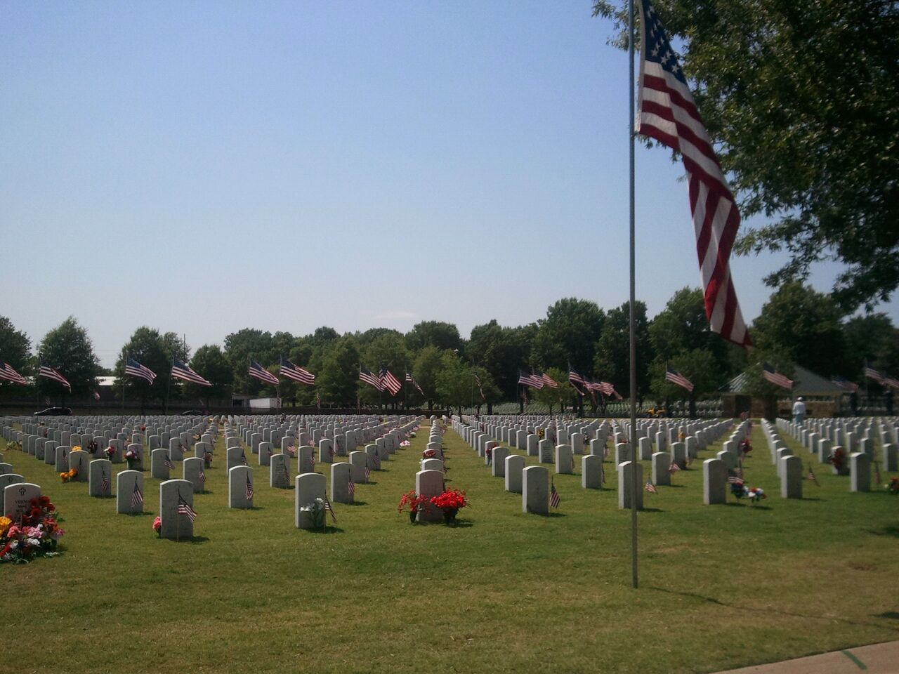 Ft. Smith National Cemetery - Jason Mattingly