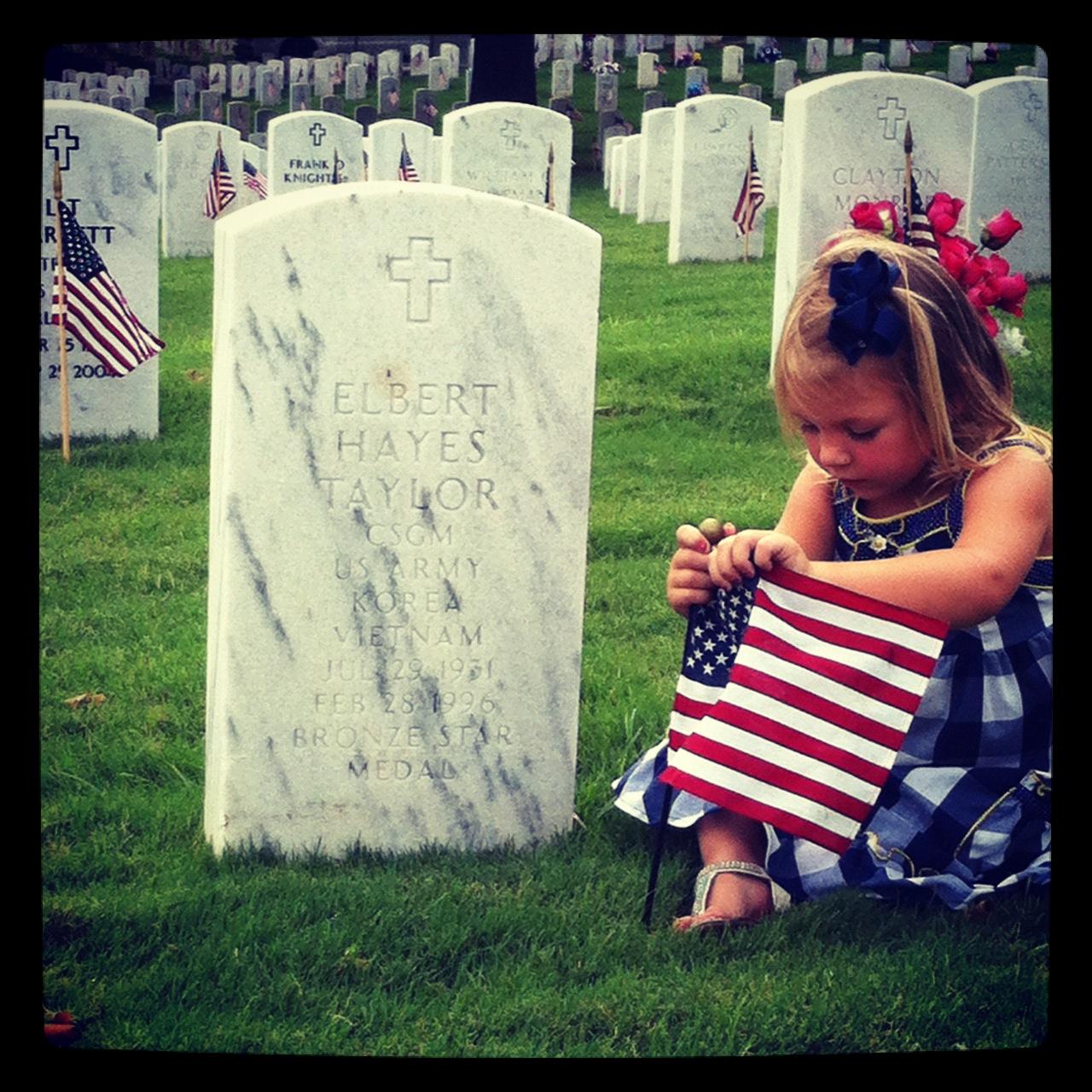 Ft. Smith National Cemetery - Scotti Bias