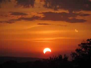 Solar Eclipse - JoAnn Parker