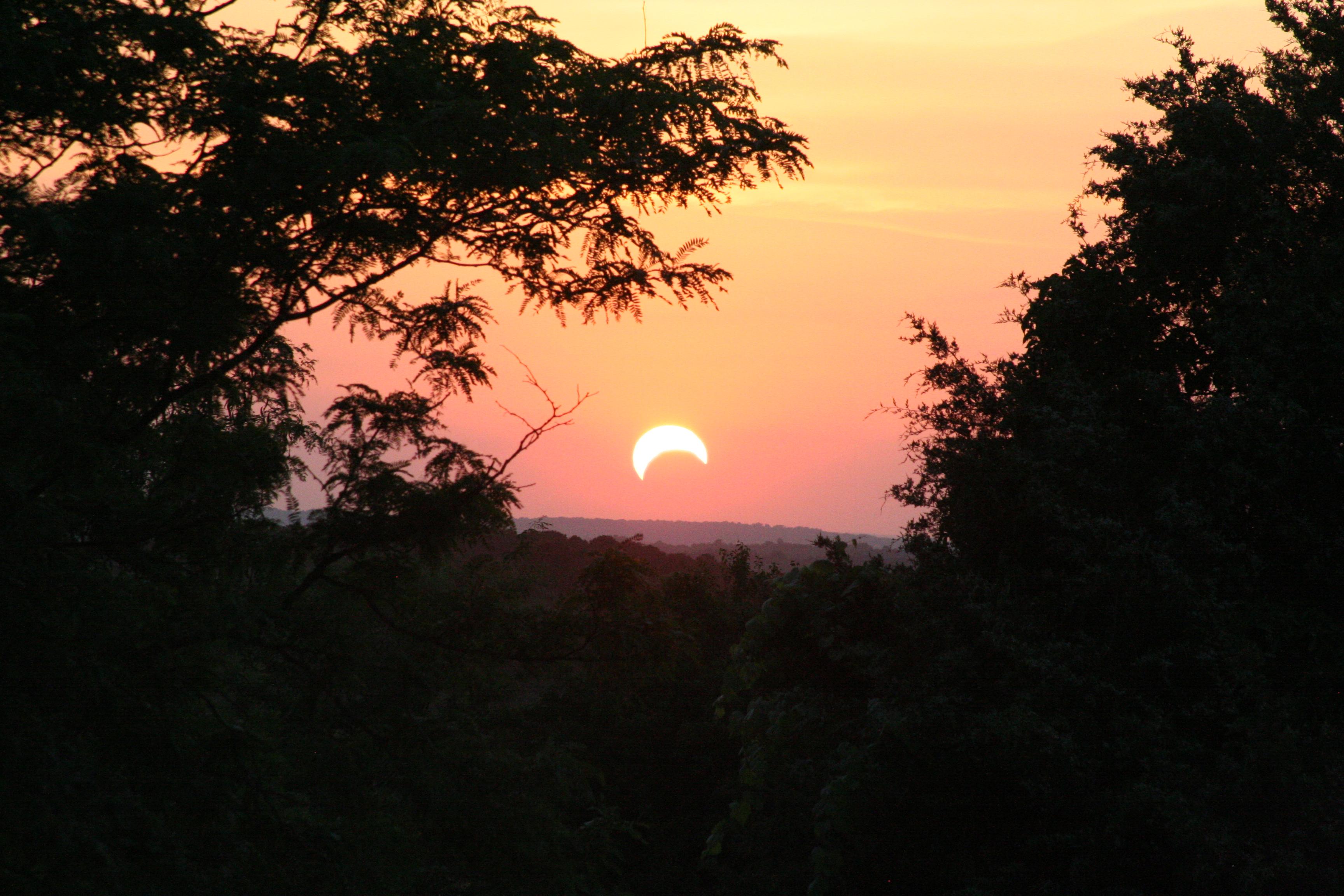 May 20,2012 Eclipse, Alma, AR