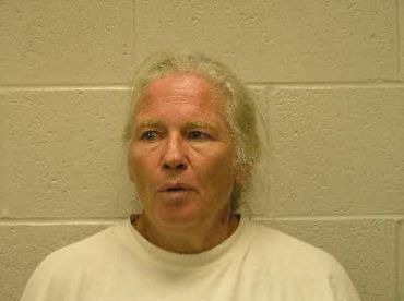 Mug shot of Faith Whitcomb from 2011.