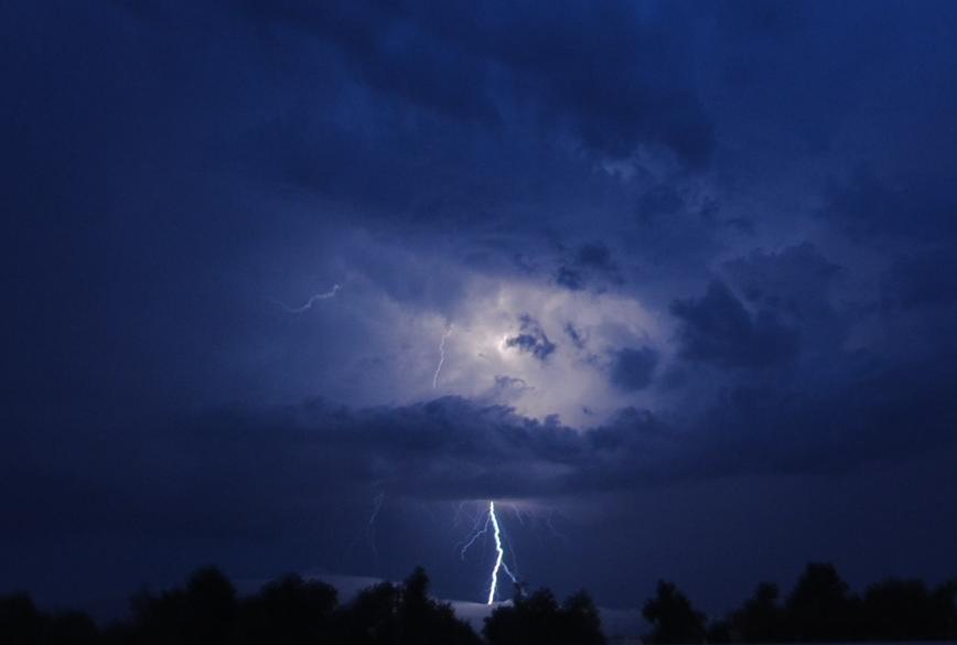 jones lightning