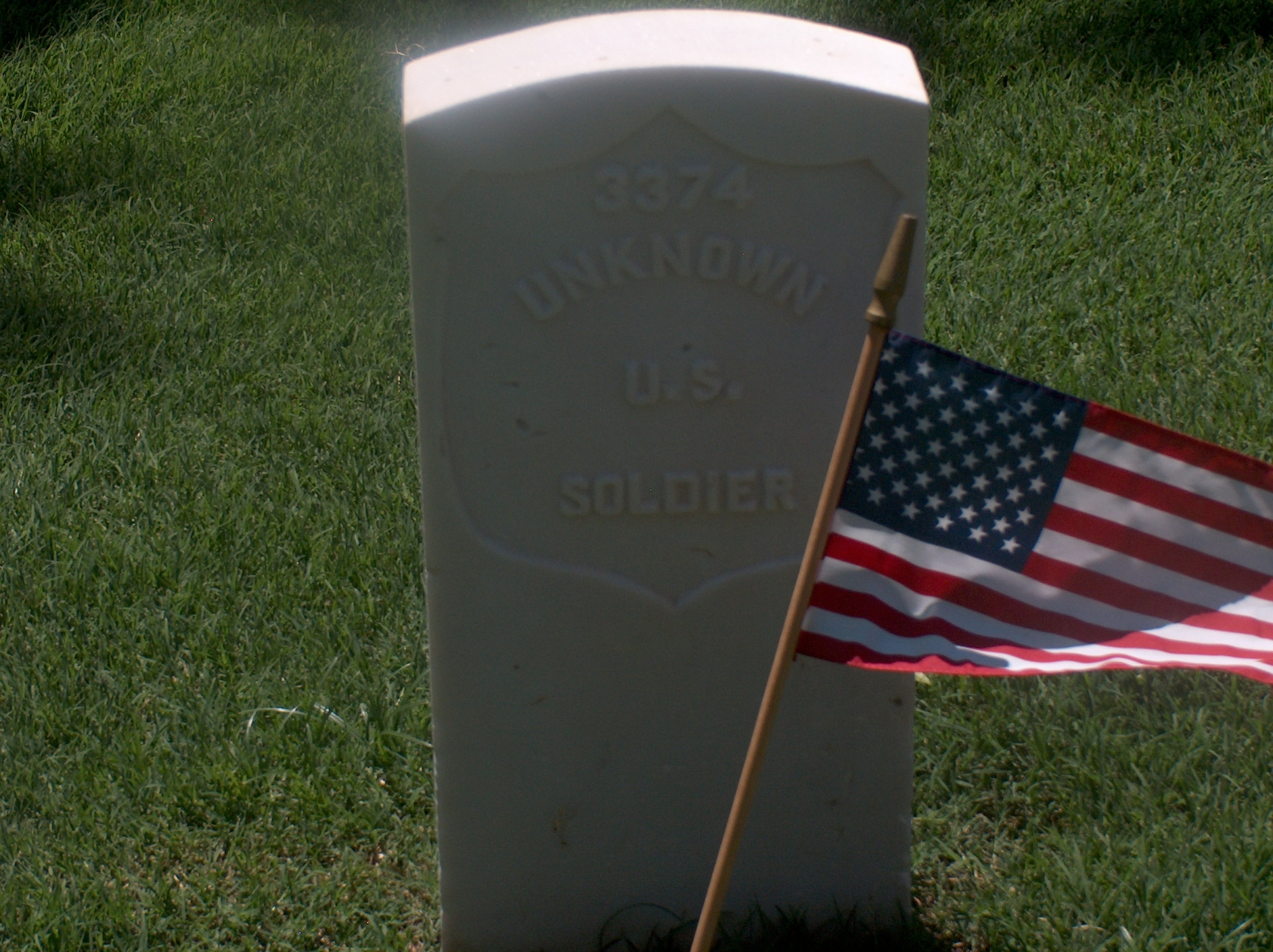 Fort Smith National Cemetery -Nicholas O'Kelley