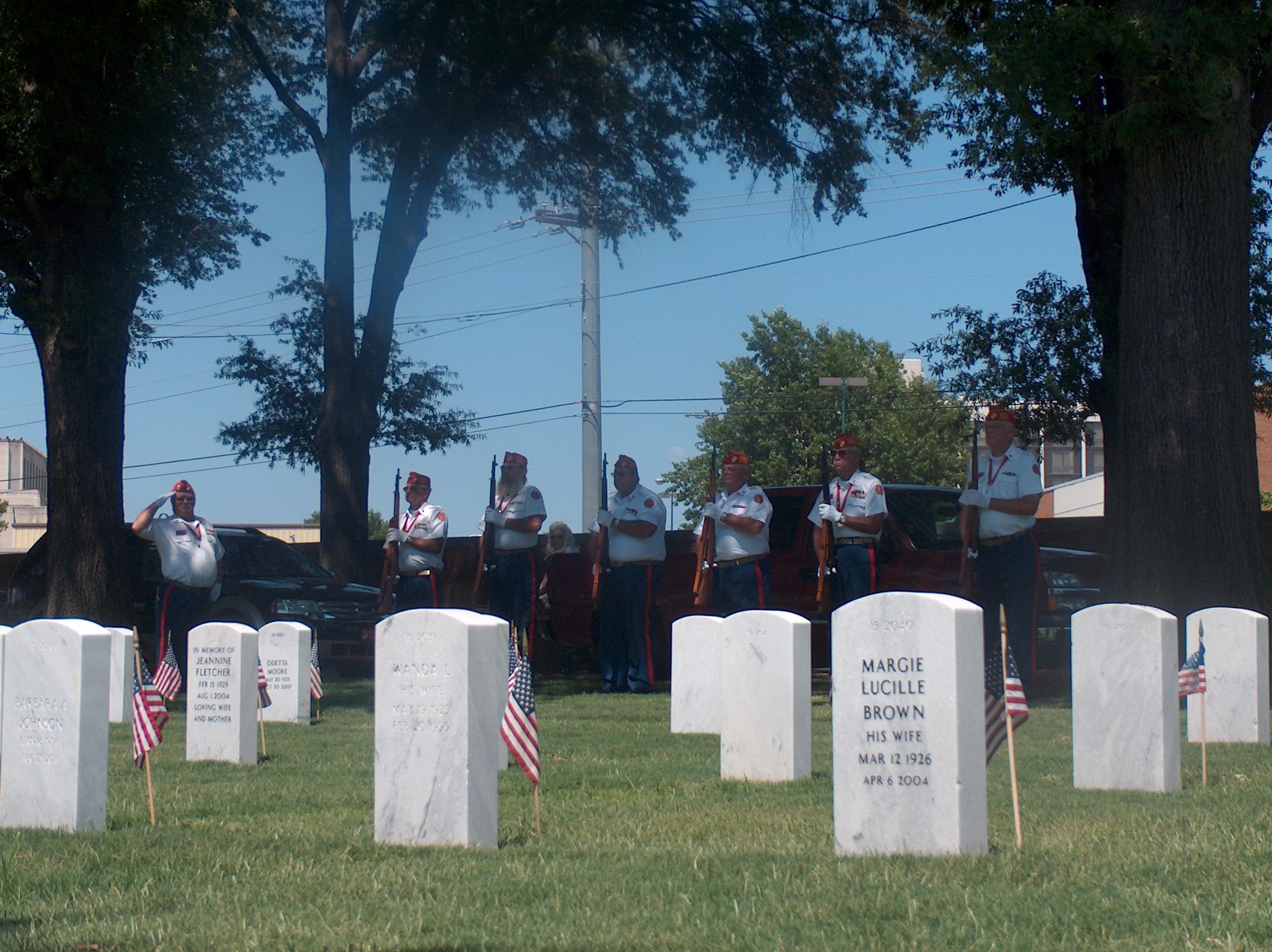 Memorial Day - Nicholas O'Kelley