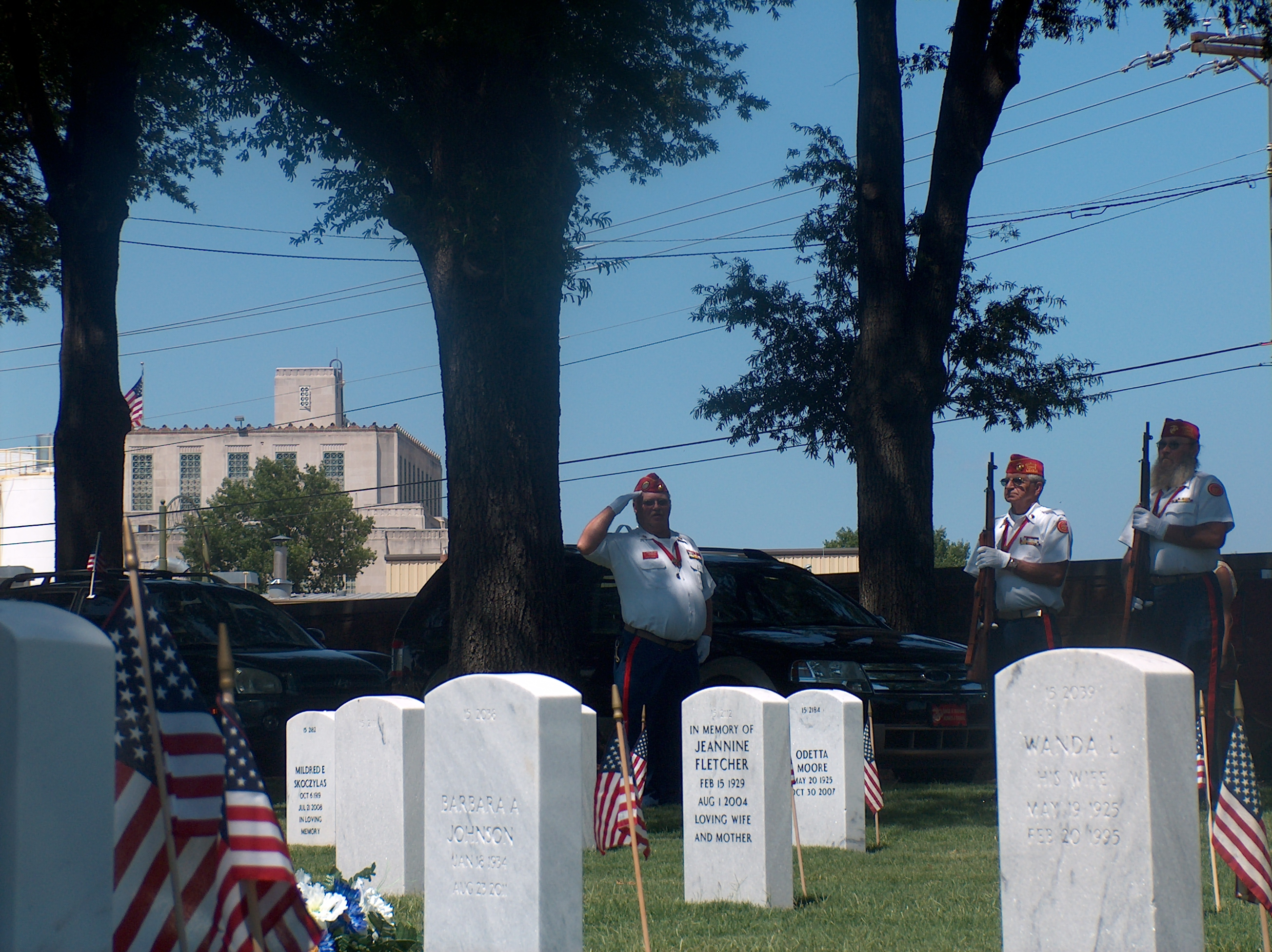 Memorial Day - Nicholas O'Kelley