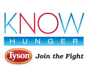 tyson food hunger