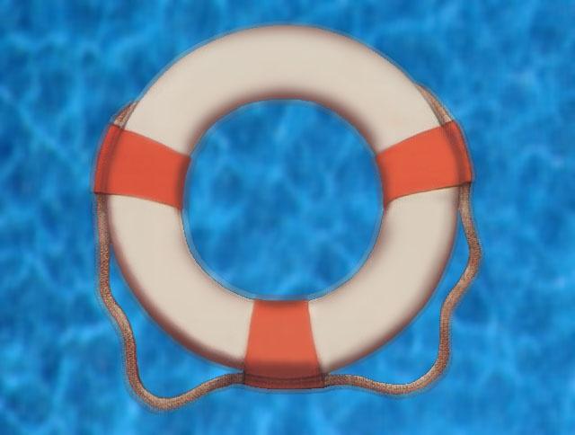 drowning gfx