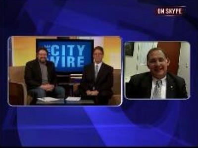 Boozman on The City Wire