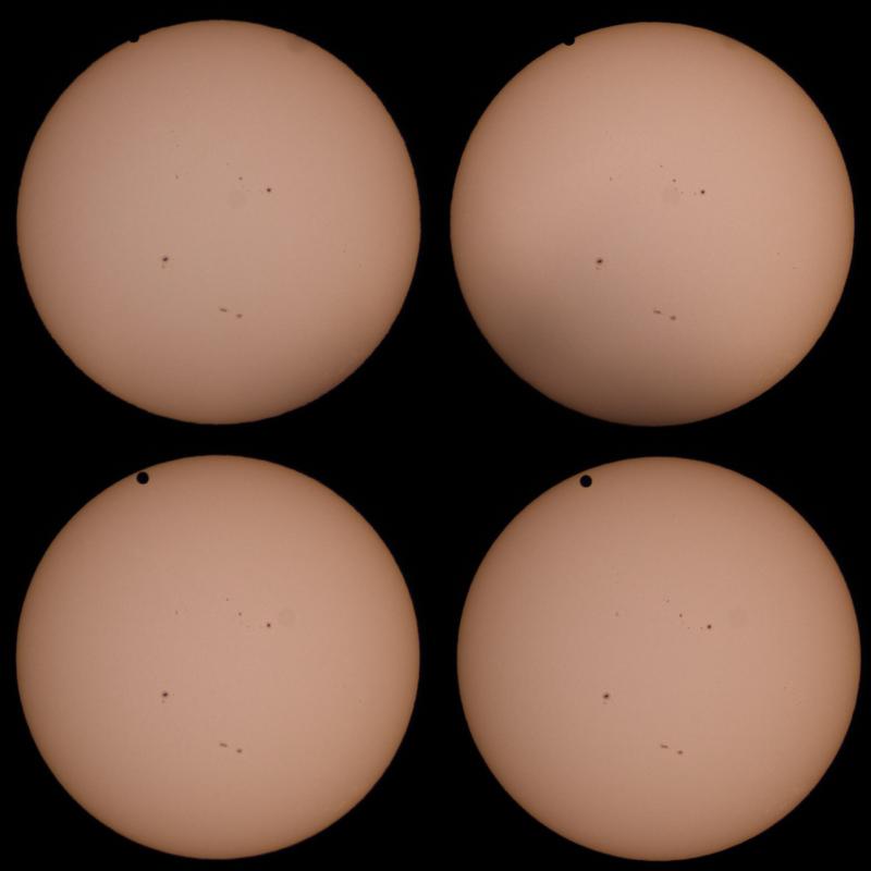 Venus Transit, Hagarville - Richard Flinn