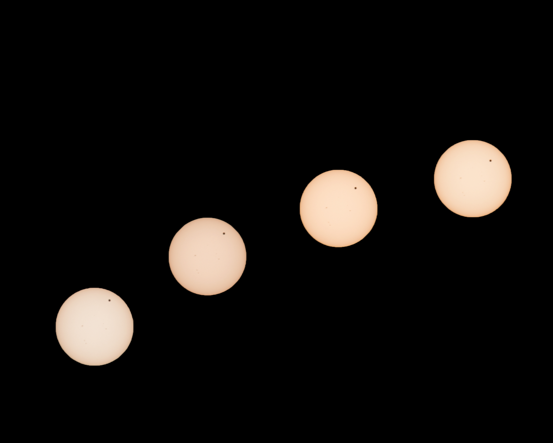 Venus Transit - Terry Buzbee
