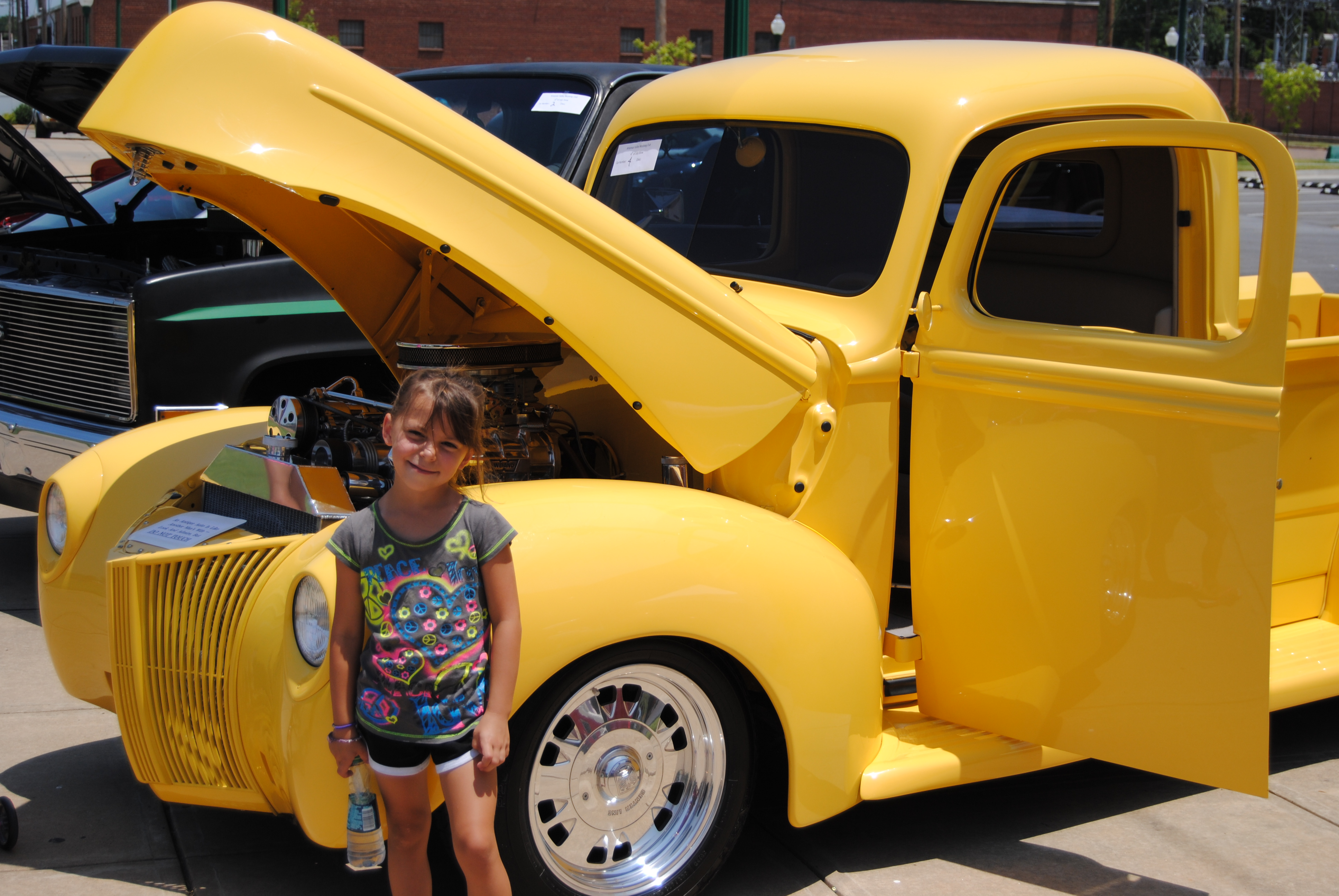 car show fort smith