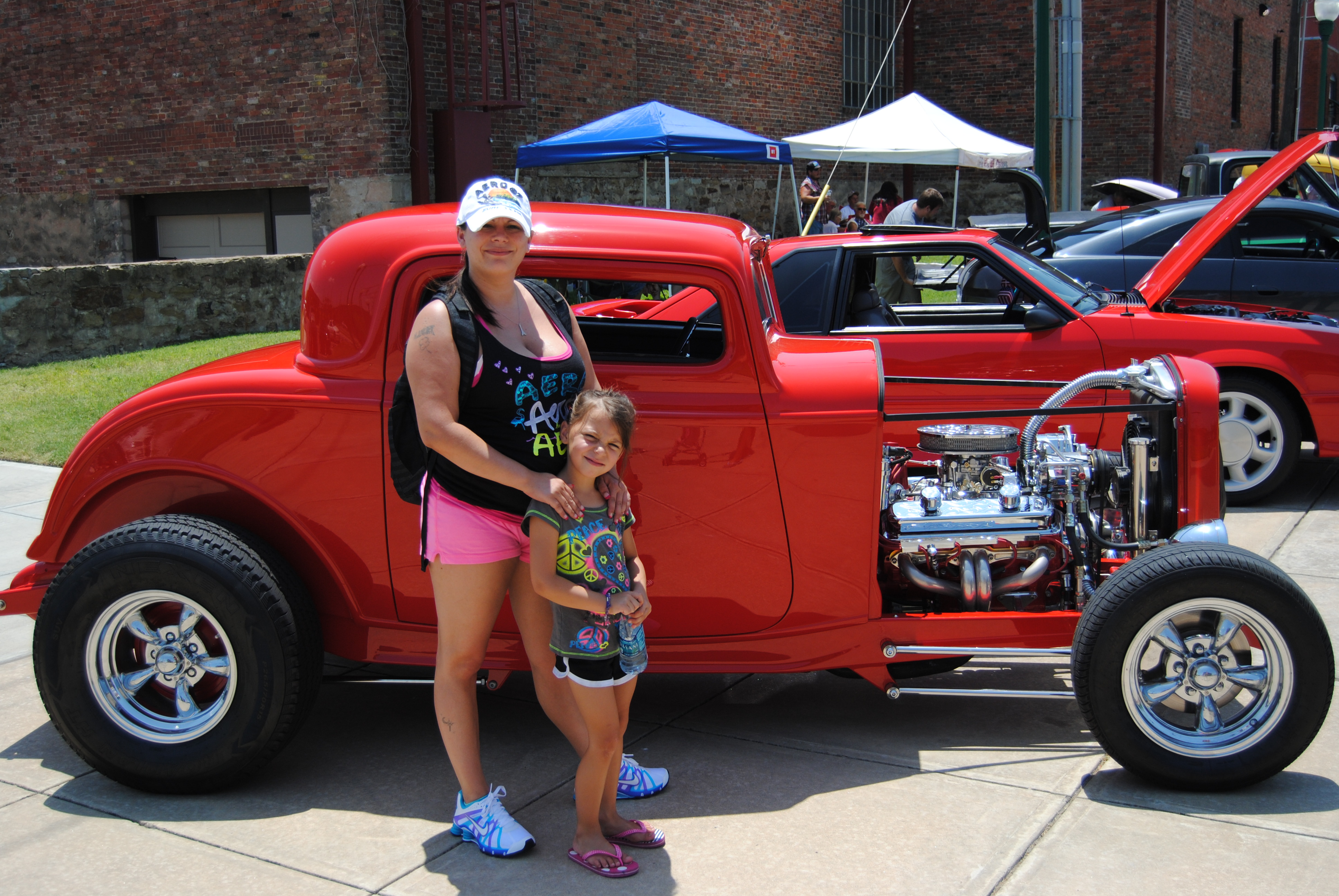 Fort Smith car show July 4th
