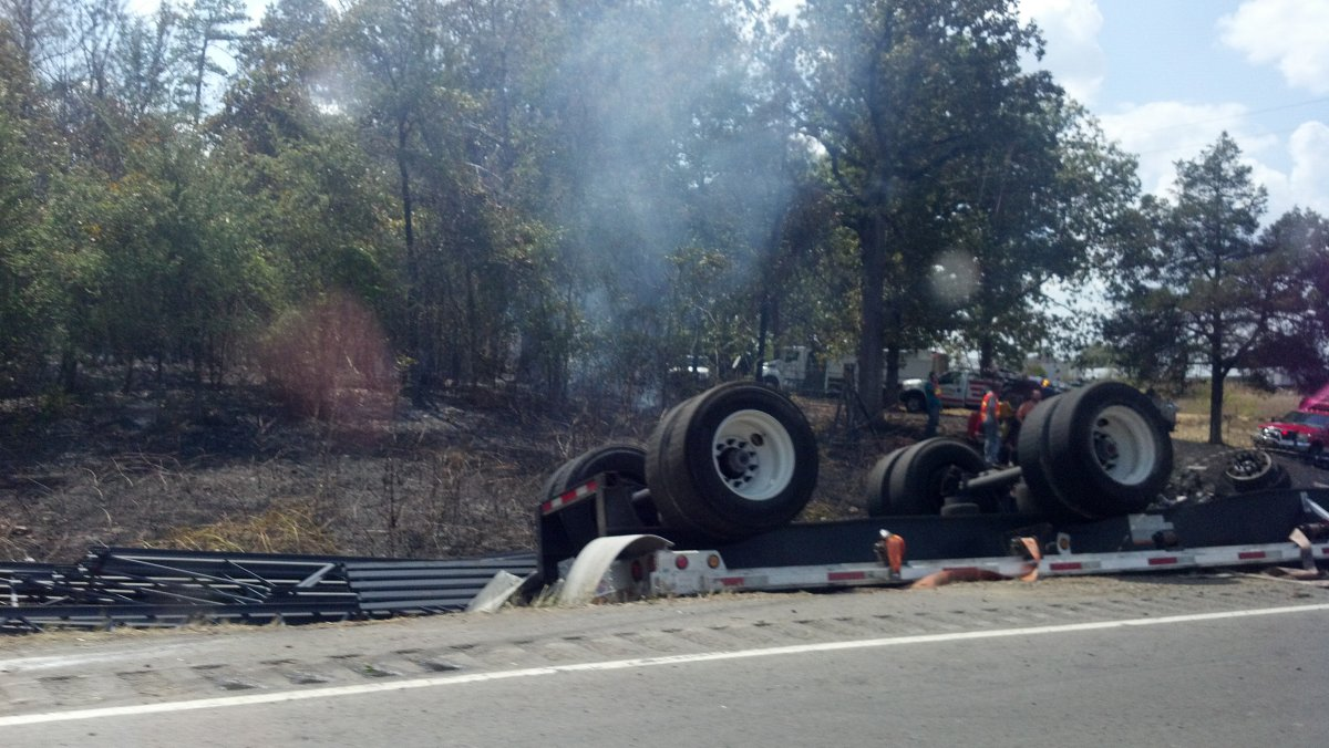 Fort Smith Car Accident