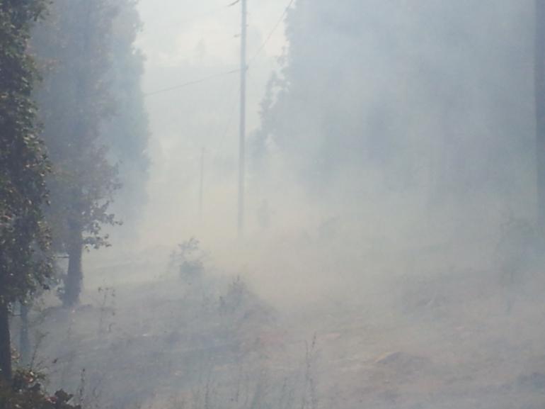 Clarksville fire, July 6