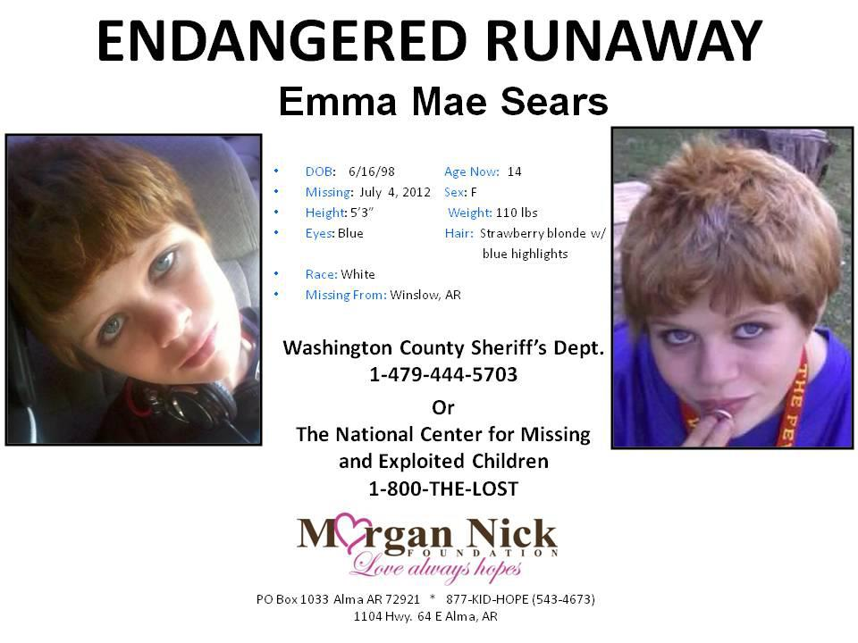 The Morgan Nick Foundation and the National Center for Missing & Exploited ...