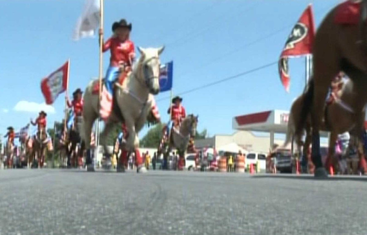 Rodeo Of The Ozarks Parade Fort Smith Fayetteville News