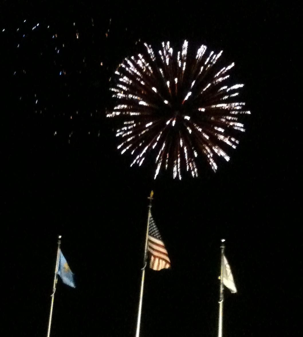Spiro Fireworks - Rachel Reed