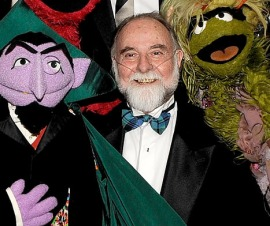 Jerry Nelson of Sesame Street attends the 2010 AFTRA AMEE Awards at The Grand Ballroom at The Plaza Hotel on February 22, 2010 in New York City. Credit: Larry Busacca/Getty Images
