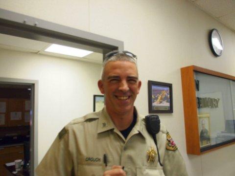 Sebastian County Sheriff's Deputy