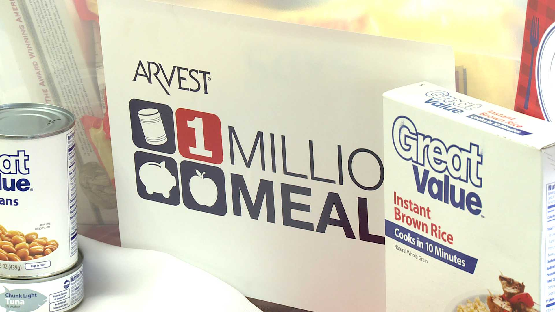 Arvest one million
