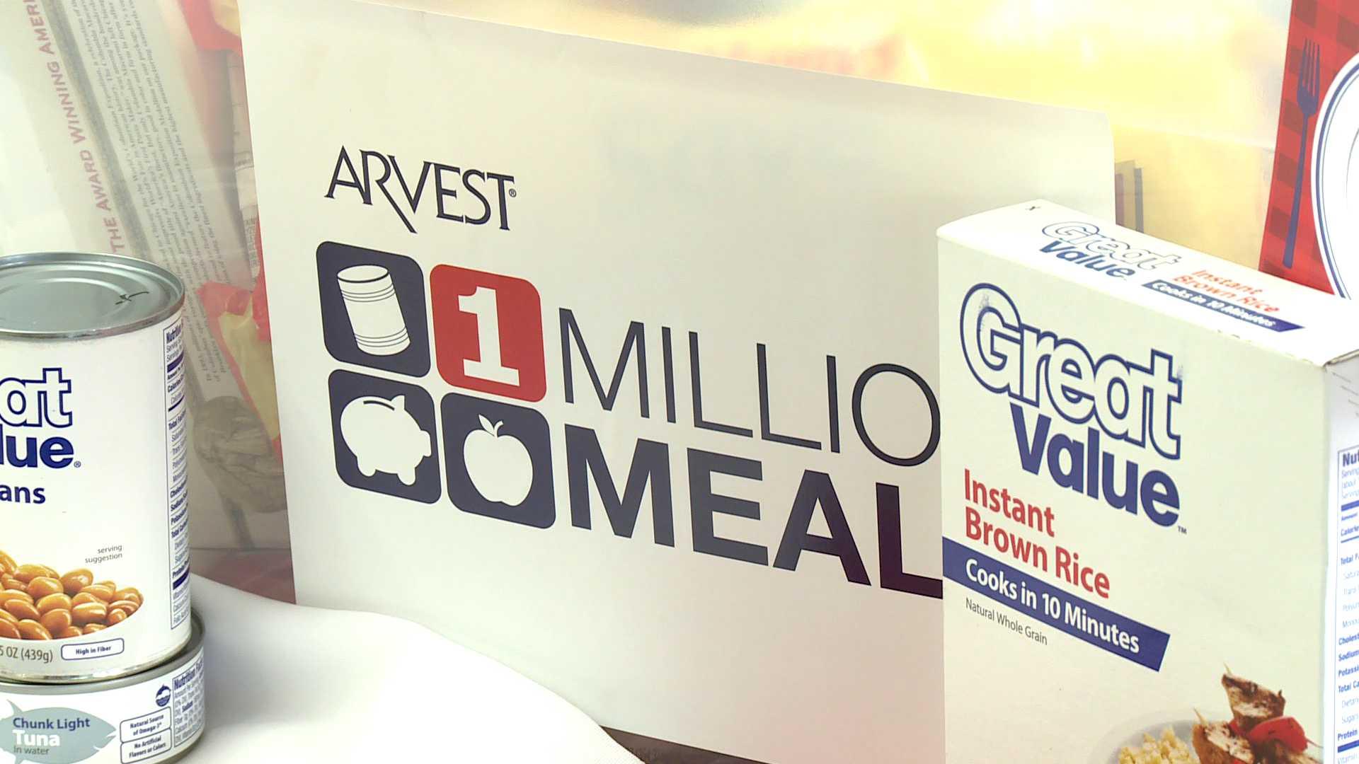 Arvest one million