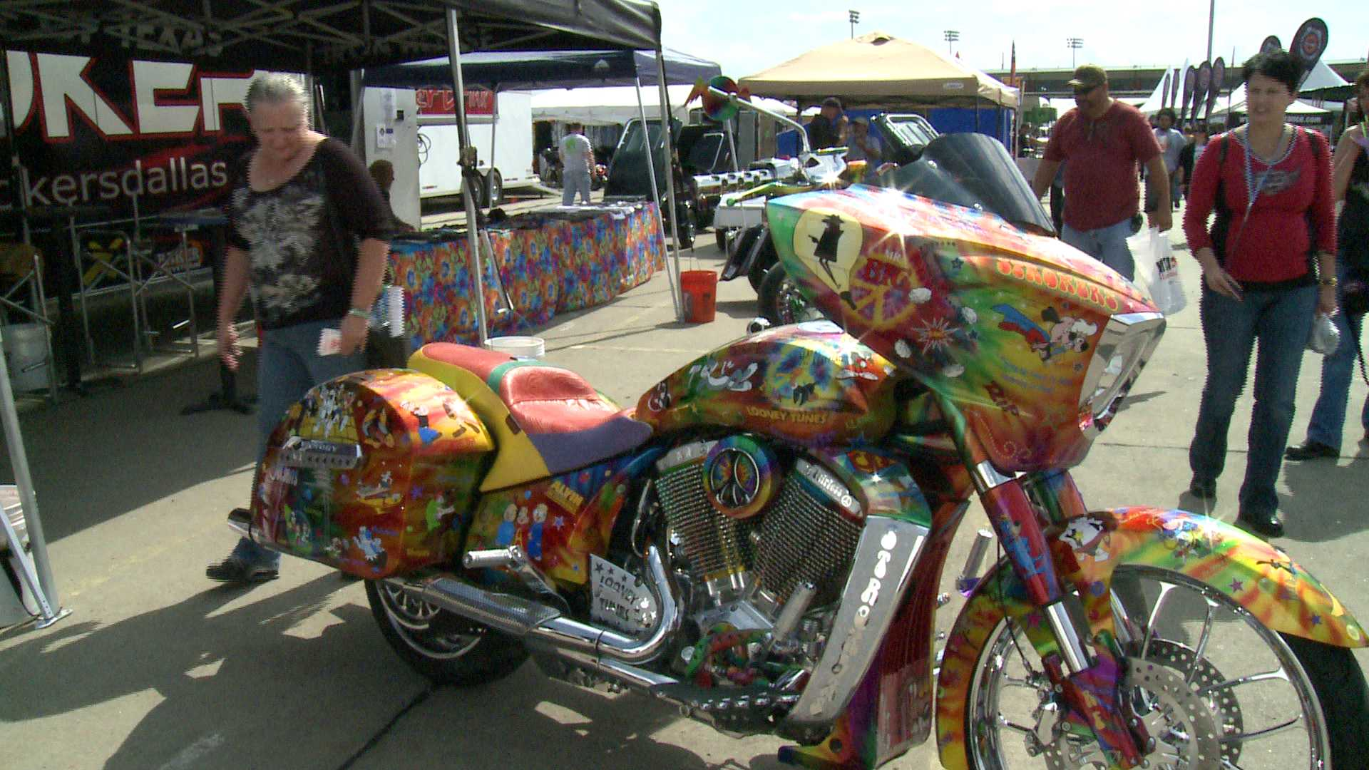 Bikes, Blues and BBQ