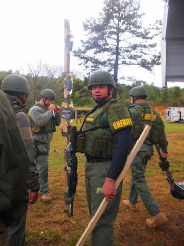 SWAT Demonstration