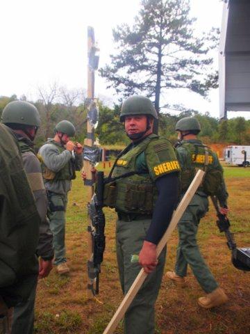 SWAT Demonstration