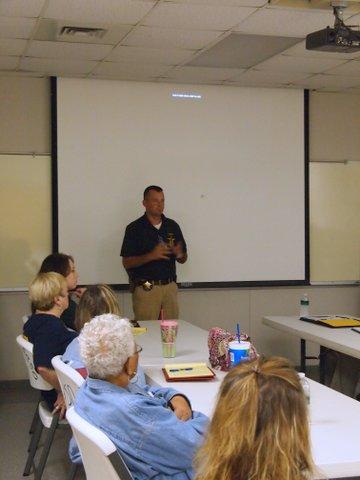 2nd Annual Sebastian County Sheriff's Citizens Academy