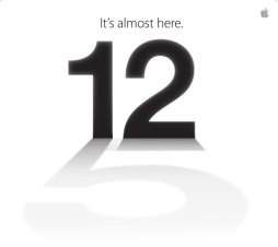 Apple September 12th Event