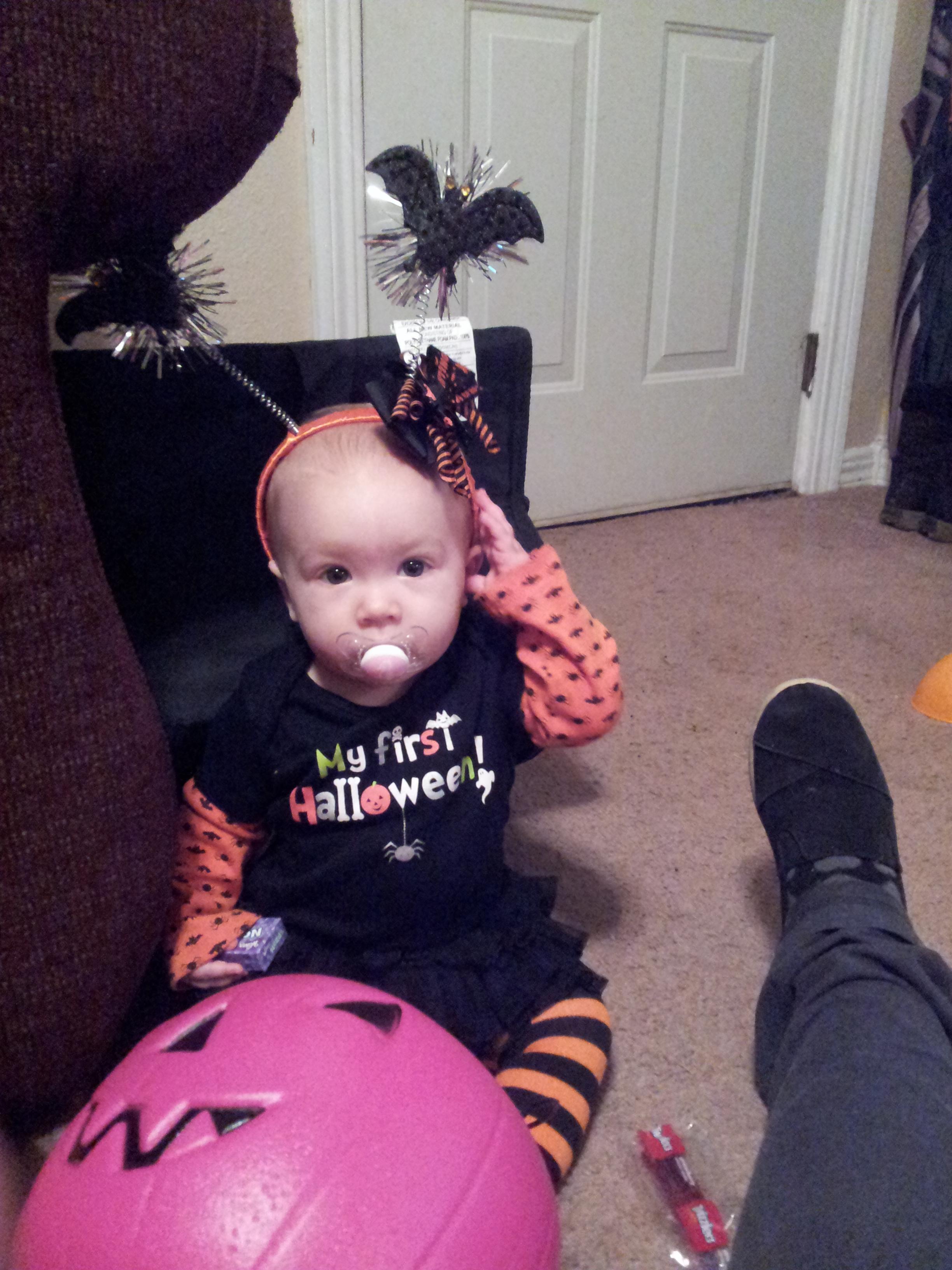 First Halloween!!!