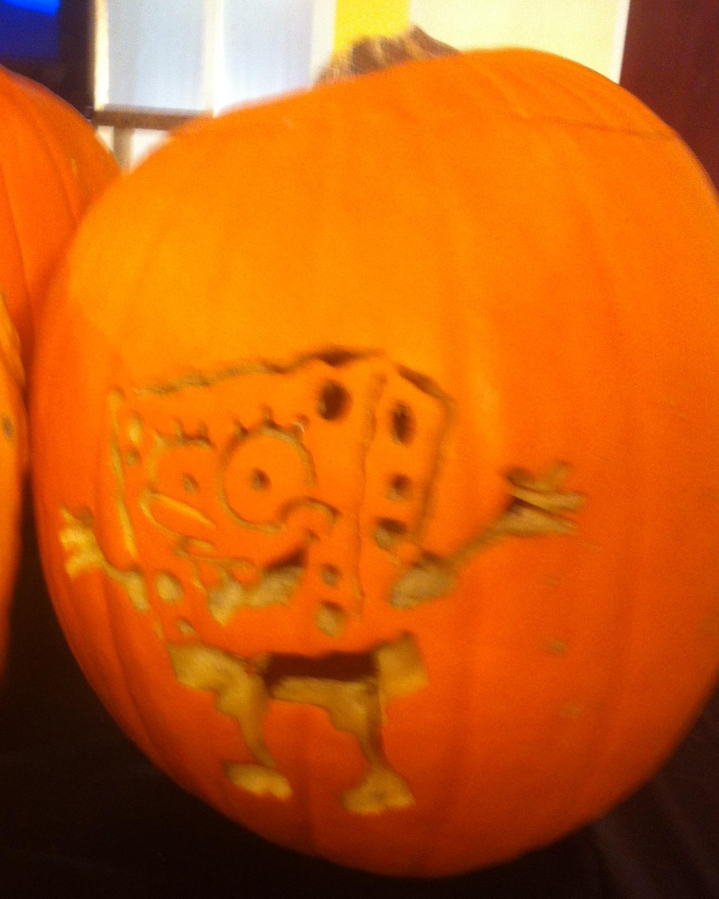 Spongebob Pumpkinpants