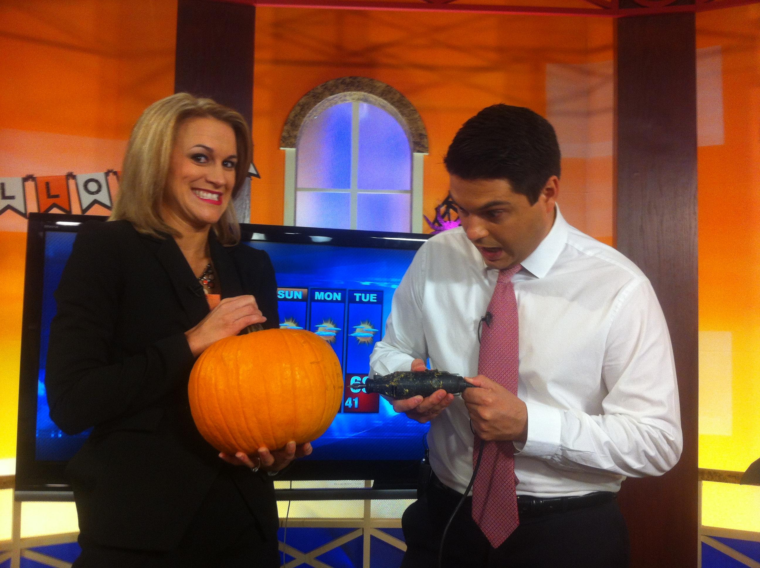 Pumpkin Excitement!