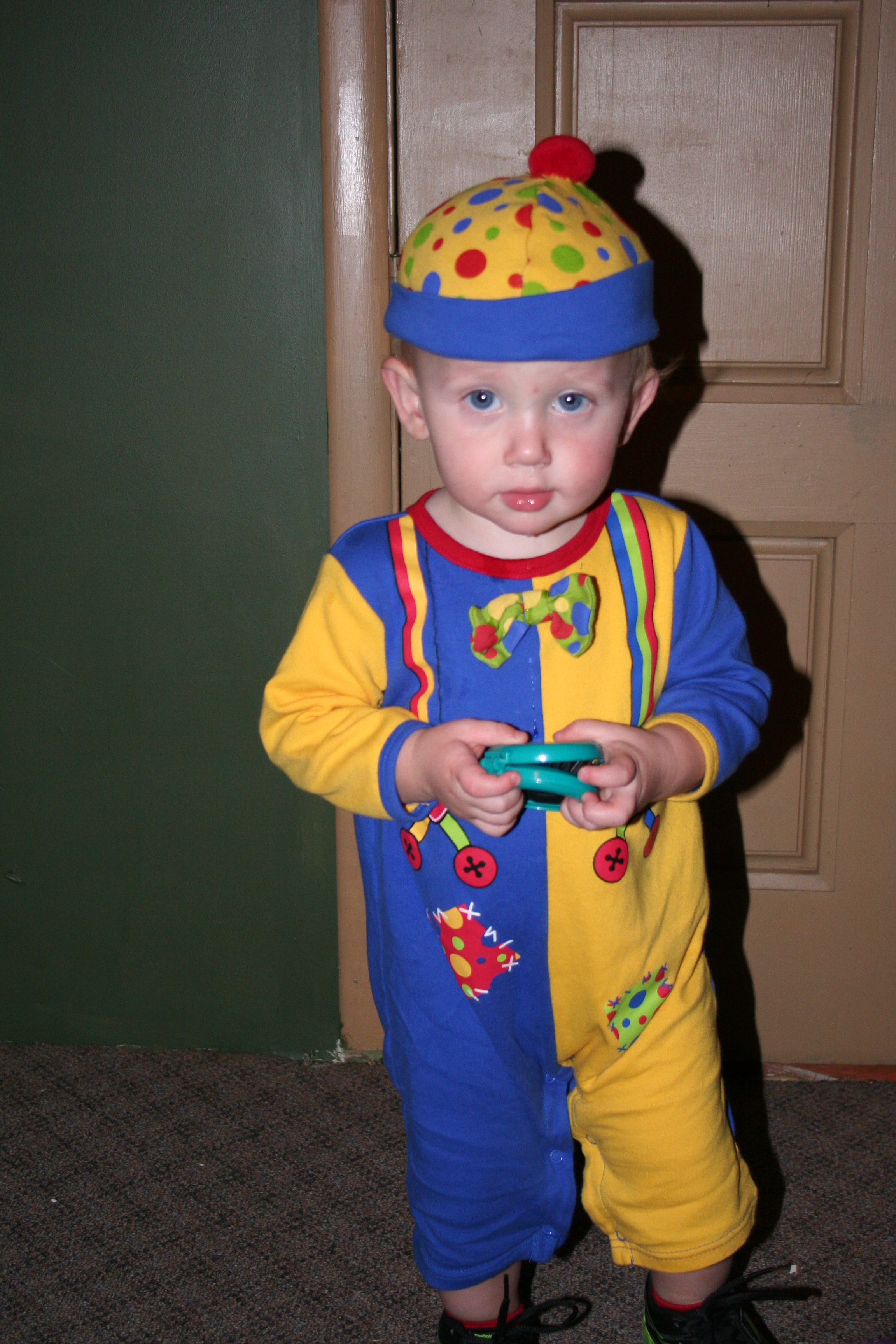 Blakely the Clown from Clarksville